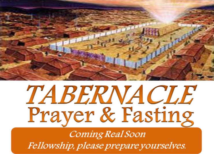 Tabernacle Prayer & Fasting
